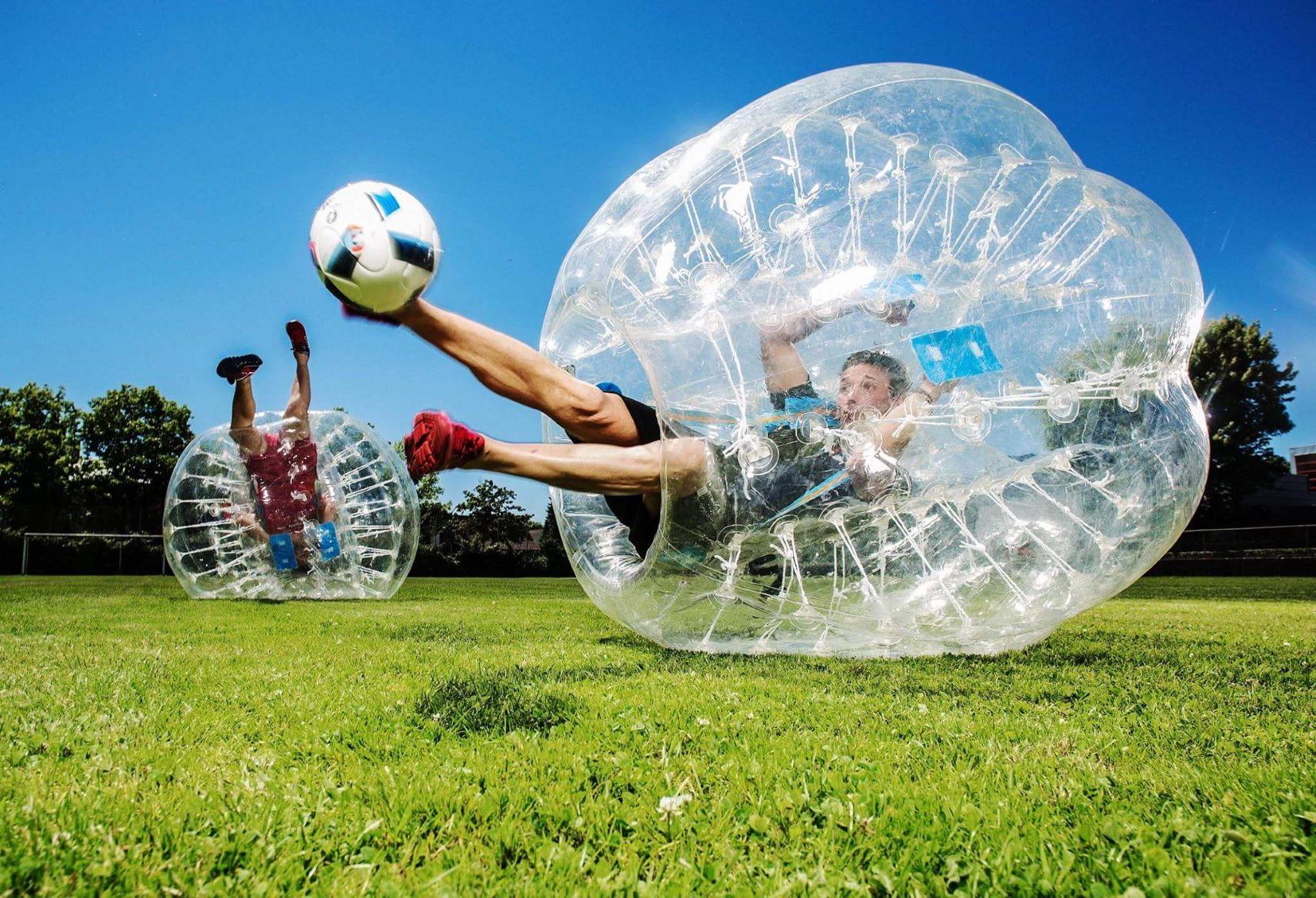 Trendsport Polterabend Bubble Soccer
