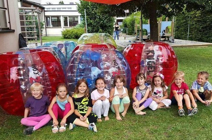 Kinder Attraktionen Fun Sportz