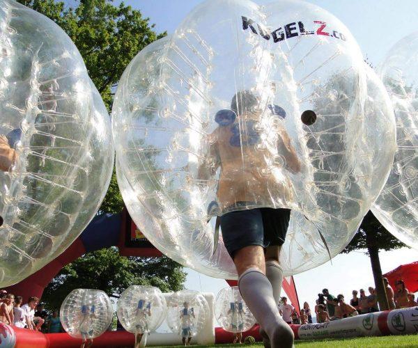 Bubble Soccer - Trendsport