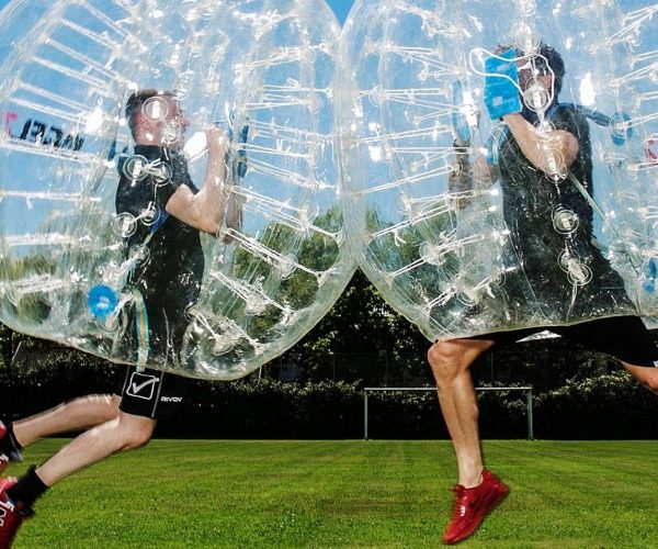 Kugelz Bubble Soccer